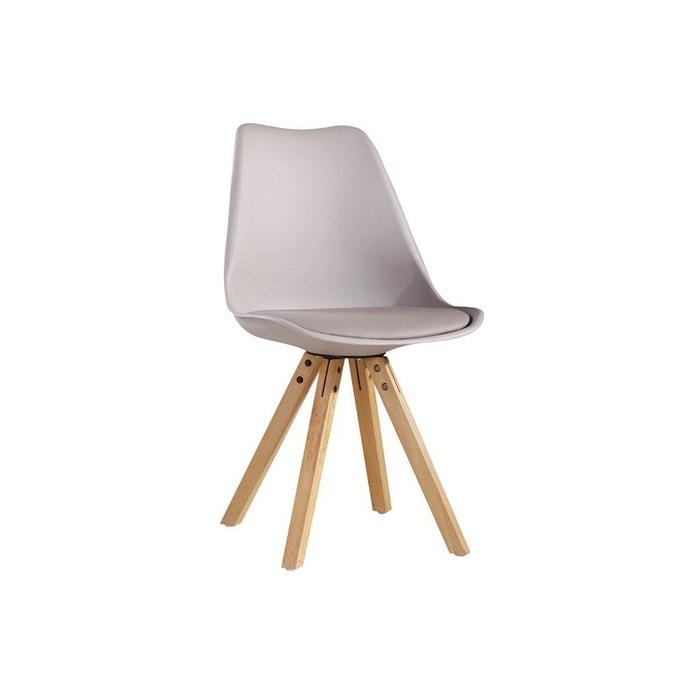 Chaise scandinave sylvie decoratie la redoute - Chaise scandinave la redoute ...
