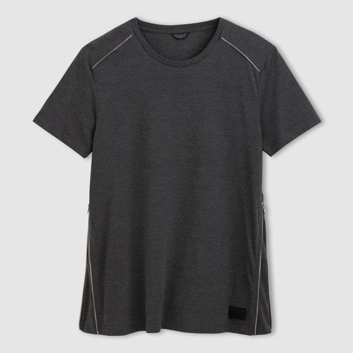 Image T-shirt met rits opzij JACK & JONES
