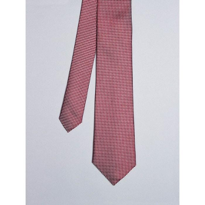 Cravate multicolore en soie tissé multicolore Coton Doux | La Redoute 100% En Ligne D'origine Style De Mode Pas Cher En Ligne Choix À Vendre Pas Cher Manchester Grande Vente PDavvR