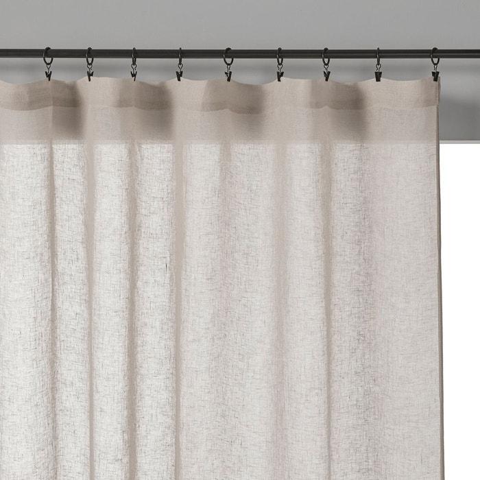 rideaux voilages la redoute interieurs la redoute. Black Bedroom Furniture Sets. Home Design Ideas
