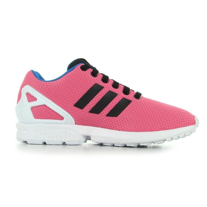 Basket adidas originals zx flux - b34502 rose Adidas Originals