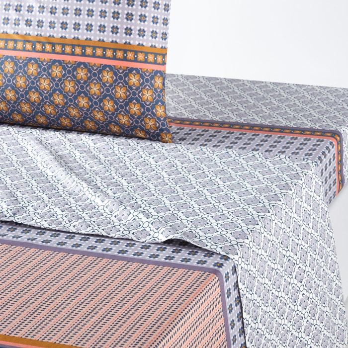 Amelia Printed Bed Sheet  La Redoute Interieurs image 0
