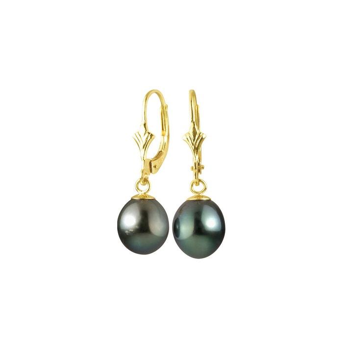 Footaction Pas Cher En Ligne Pas Cher En Ligne Boucles d'oreilles véritables perles de tahiti 8 Peu Coûteux En Vente Sur Ebay g8ICJtaai3