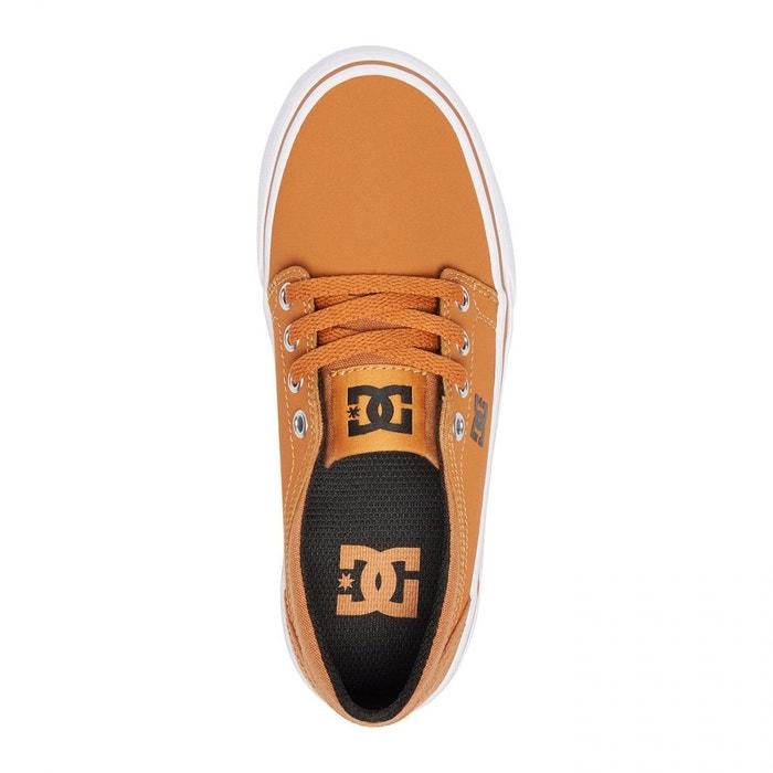 Baskets trase marine/marron Dc Shoes