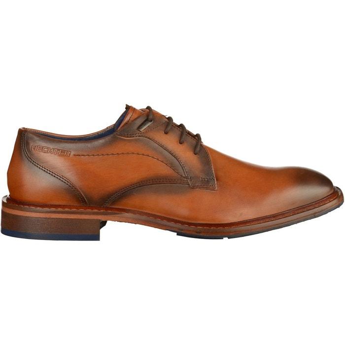 Chaussures basses cognac Daniel Hechter   La Redoute ec9be01be2c5