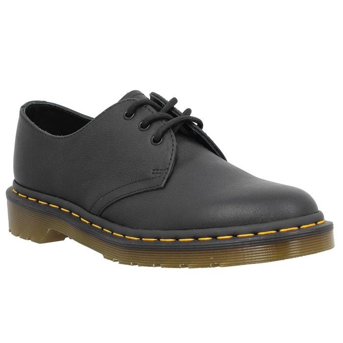 Chaussures à lacets femme dr martens 1461 virginia  femme noir  noir Dr Martens  La Redoute