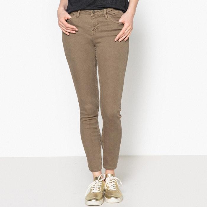 Pantaloni jeggings stile denim ELENA DENIM  LABDIP image 0
