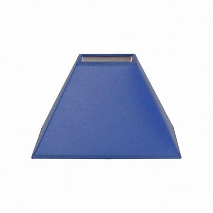 abat jour bleu 60 w a la carte kcm002882 kcm002882 bleu keria la redoute. Black Bedroom Furniture Sets. Home Design Ideas