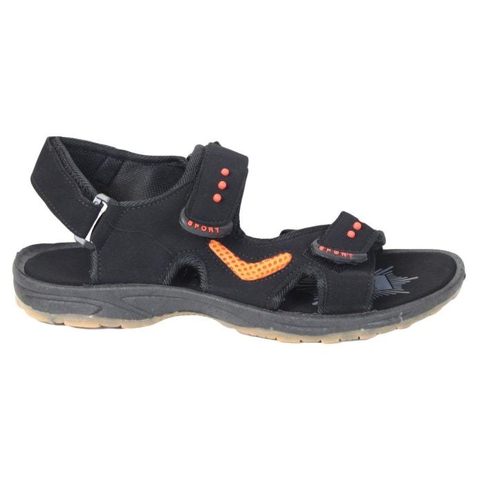 Sandales a903 noir Kebello