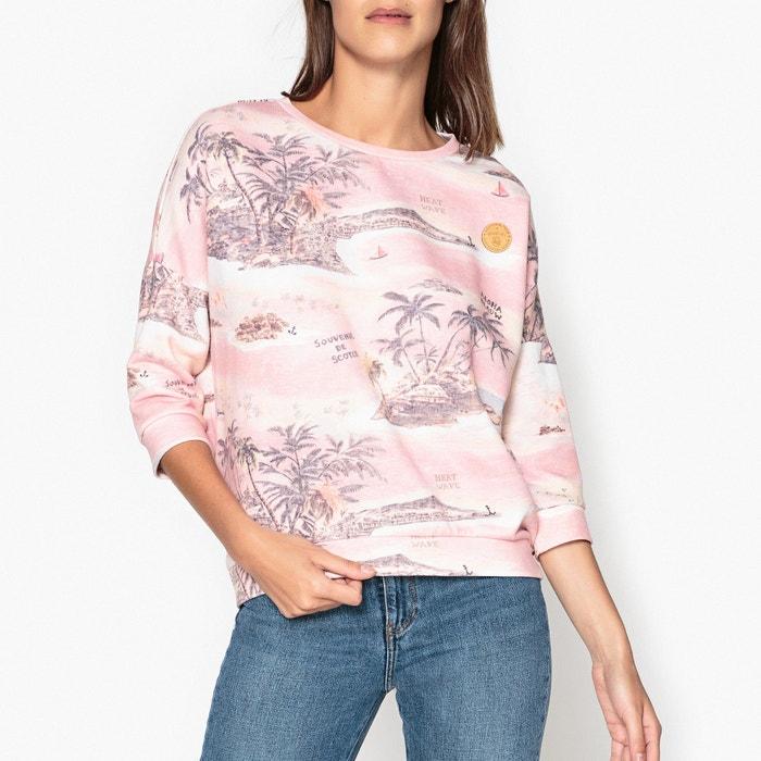 Printed Sweatshirt  MAISON SCOTCH image 0