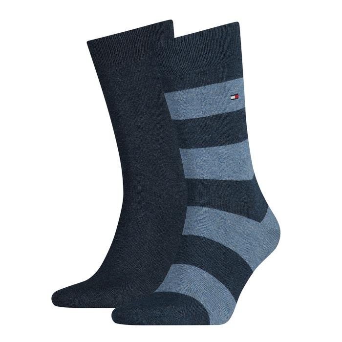 Confezione da 2 paia di calze  TOMMY HILFIGER image 0