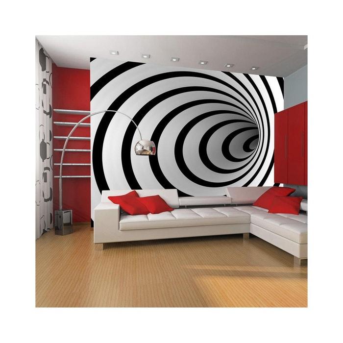 papier peint tunnel 3d et dimension 400x309 recollection la redoute. Black Bedroom Furniture Sets. Home Design Ideas