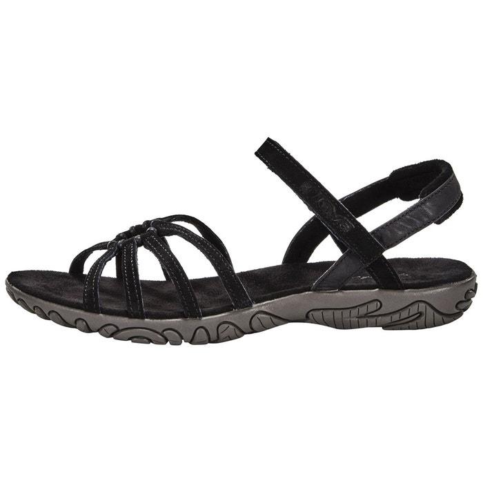 Terra fi lite - sandales femme - noir noir Teva