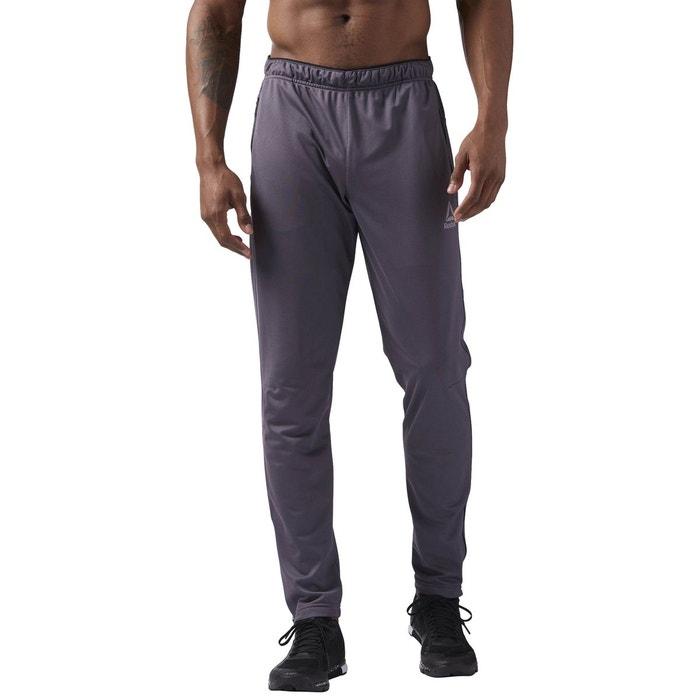 Pantalon de sport gris Reebok  eeb922b3f9b