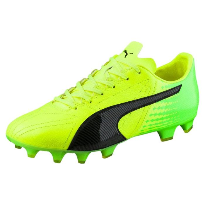 Chaussure de foot evoSPEED 17.2 en cuir FG pour homme PUMA