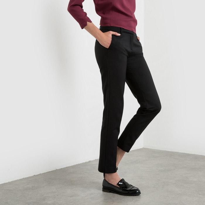 Image Cotton Satin Trousers R essentiel