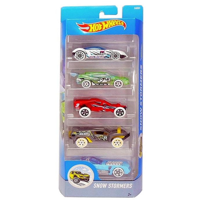 voitures hot wheels set de 5 voitures hot wheels 2 - Voitures Hot Wheels