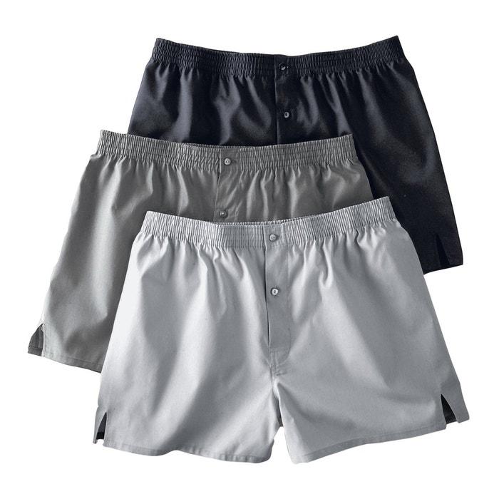 afbeelding Boxershort (set van 3) CASTALUNA FOR MEN