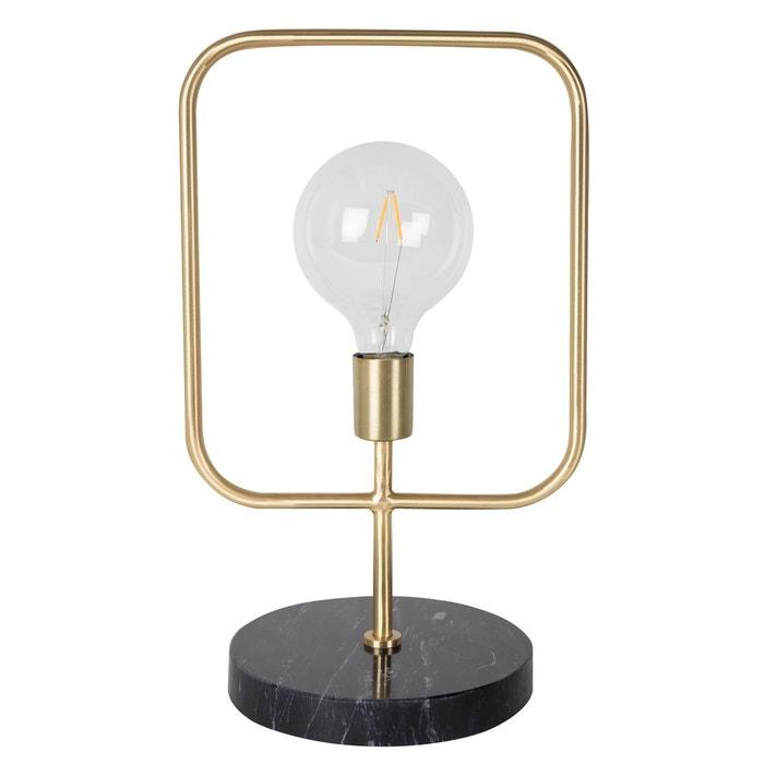 lampe de chevet cubo dutchbone or dutchbone la redoute. Black Bedroom Furniture Sets. Home Design Ideas