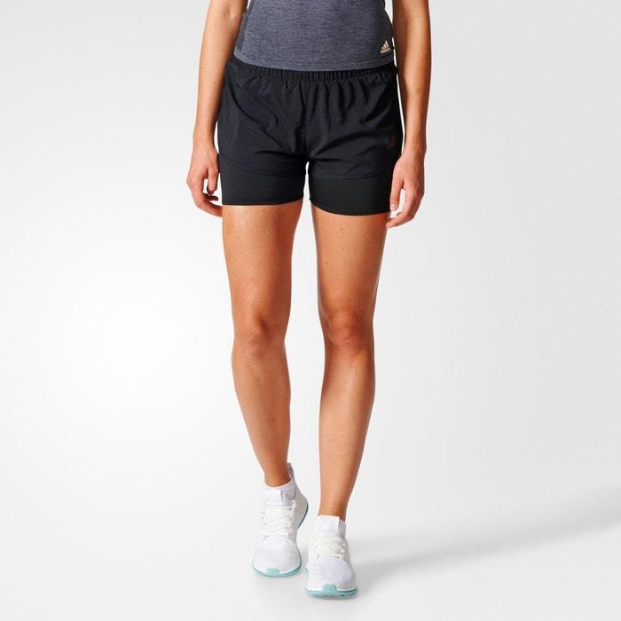 Running Shorts with Short Leggings