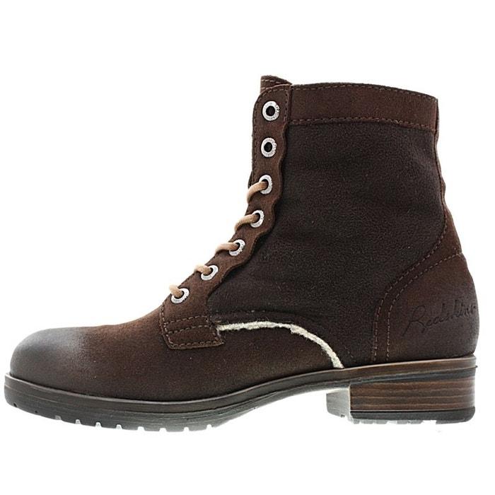 Bottines / boots cuir marron Redskins Parcourir En Ligne Pas Cher Jeu Recommande c32nlDMXUI