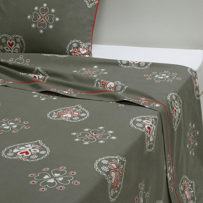 Image Drap, pur coton, Saint-Léris La Redoute Interieurs