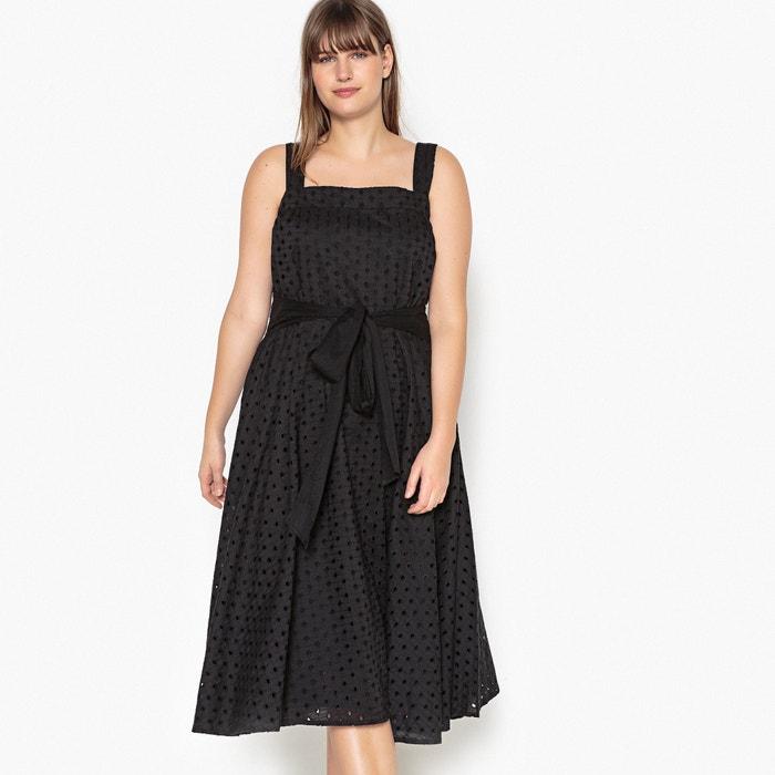 Tie Waist Midi Dress  CASTALUNA image 0