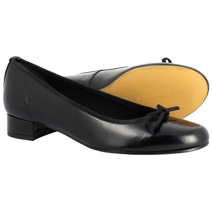 Ballerines josy 304 noir Elizabeth Stuart