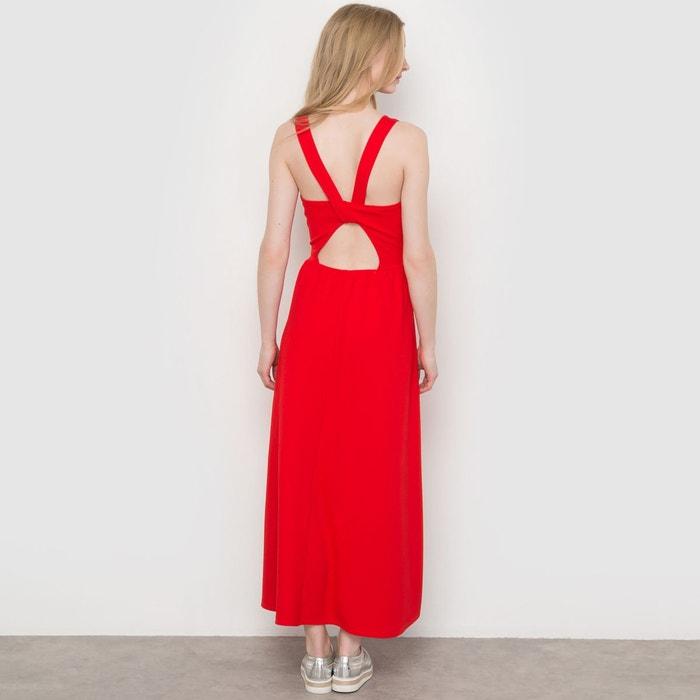 robe rouge la redoute collections la redoute. Black Bedroom Furniture Sets. Home Design Ideas