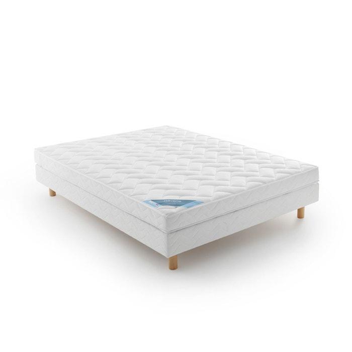 matelas mousse confort tr s ferme blanc reverie la redoute. Black Bedroom Furniture Sets. Home Design Ideas