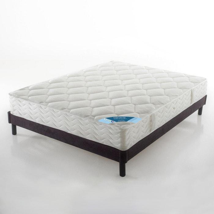 matelas ressorts grand confort ferme 5 zones sp cial dos sensibles haut 21 cm reverie cru. Black Bedroom Furniture Sets. Home Design Ideas