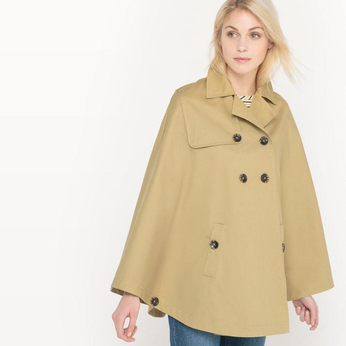 Short Cotton Raincoat  La Redoute Collections image 0