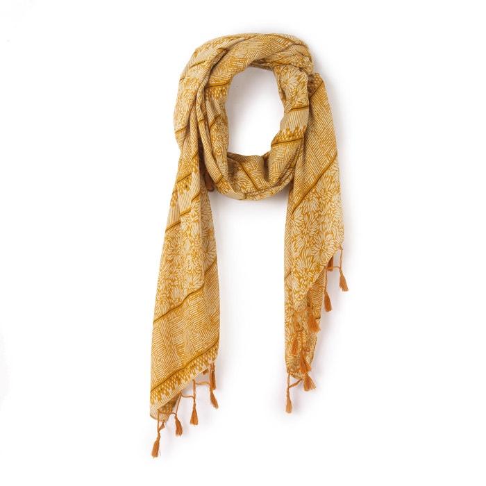 afbeelding Geborduurde foulard atelier R