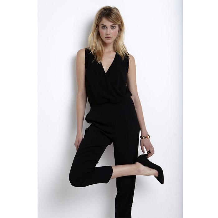фото Комбинезон с брюками, V-образный вырез с запахом atelier R