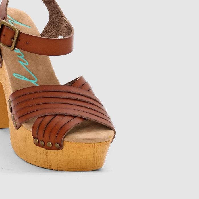 Sandales à plateau cohen Coolway