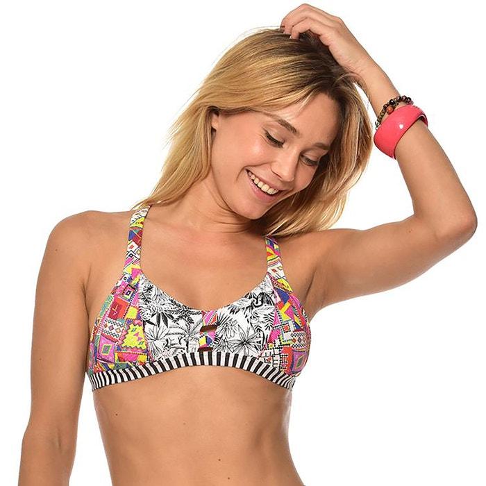 Reggiseno per bikini triangolo fantasia a fiori  BANANA MOON image 0