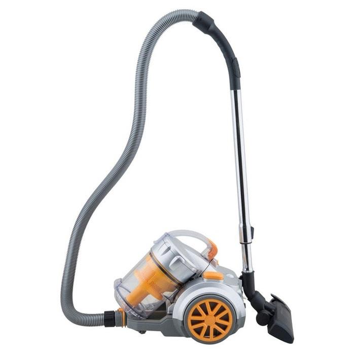 aspirateur sans sac tc34 hugo orange h koenig la redoute. Black Bedroom Furniture Sets. Home Design Ideas