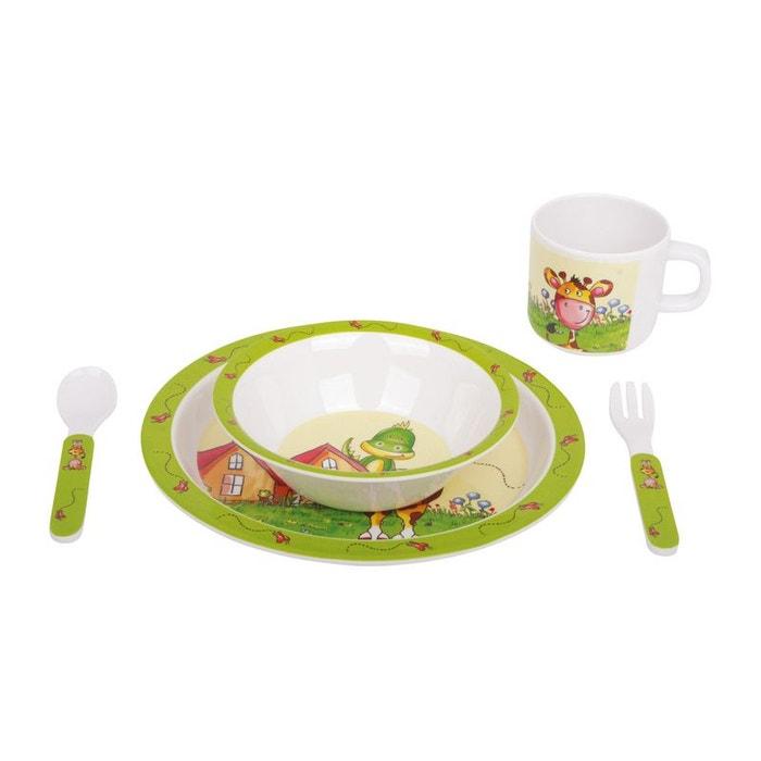 Legler vaisselle pour enfant tobi et lilly couleur unique no name la re - La redoute vaisselle ...