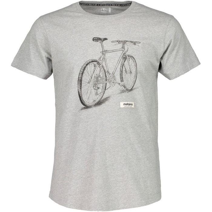 GideonM. - T-shirt manches courtes Homme - gris