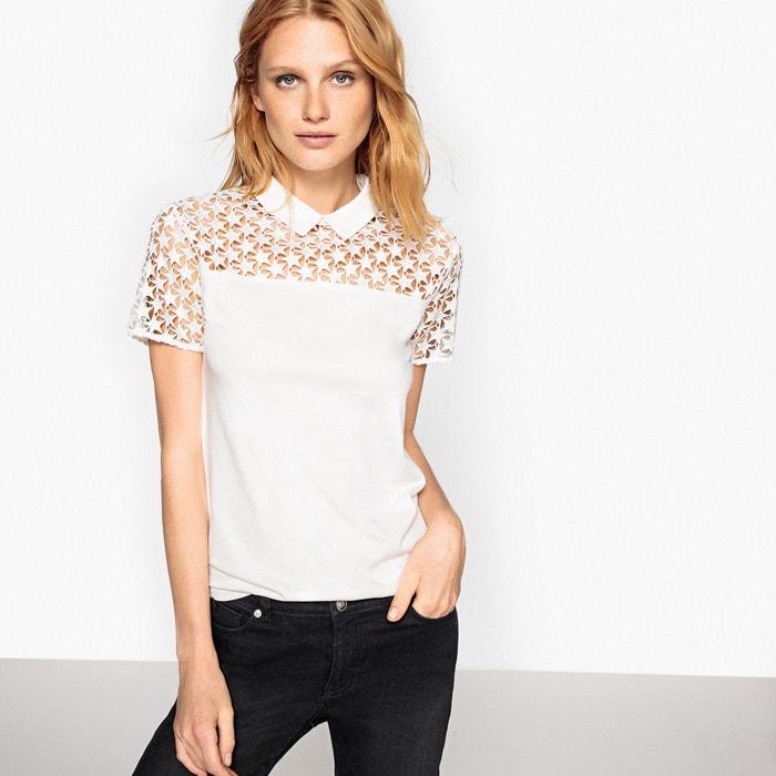 Image T-shirt collo polo,  camicia MADEMOISELLE R