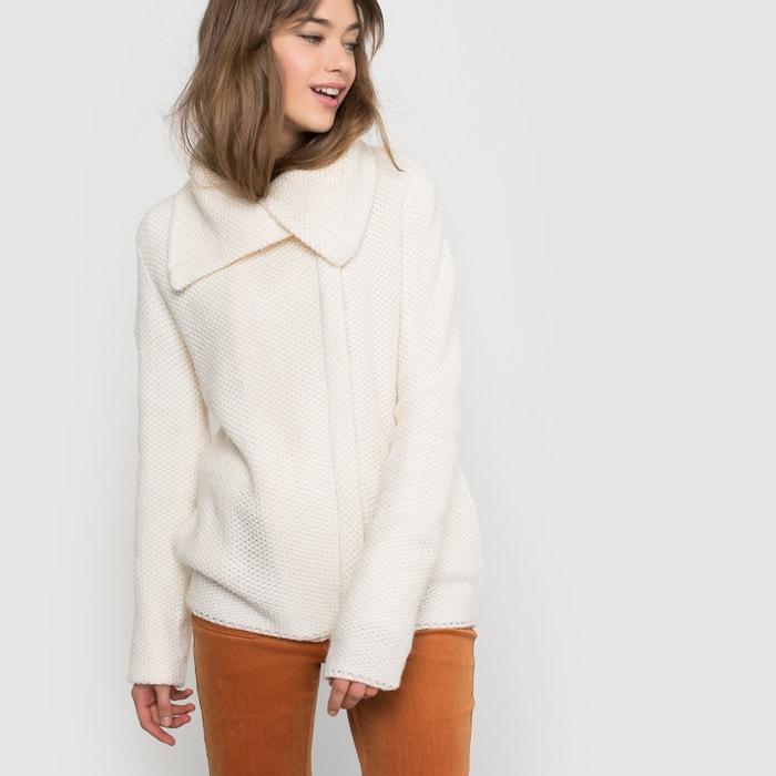 afbeelding Vest met jas effect La Redoute Collections