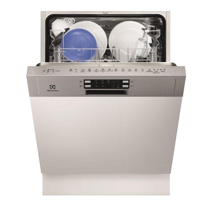 lave vaisselle encastrable electrolux esi5515lox blanc. Black Bedroom Furniture Sets. Home Design Ideas