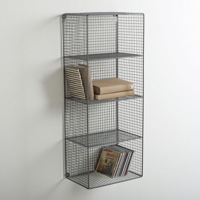 Souvent Etagère métal ajouré areglo. gris La Redoute Interieurs | La Redoute UT61