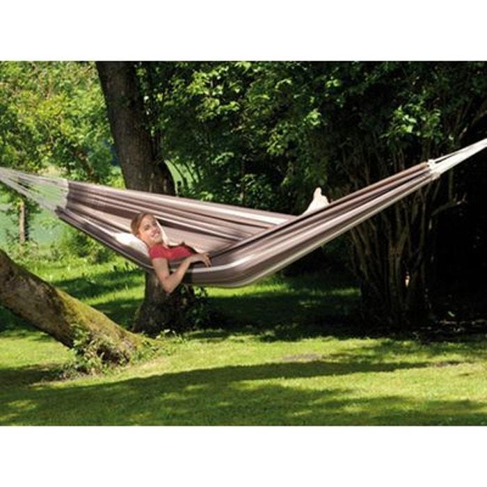 hamac jardin paradiso marron amazonas la redoute. Black Bedroom Furniture Sets. Home Design Ideas