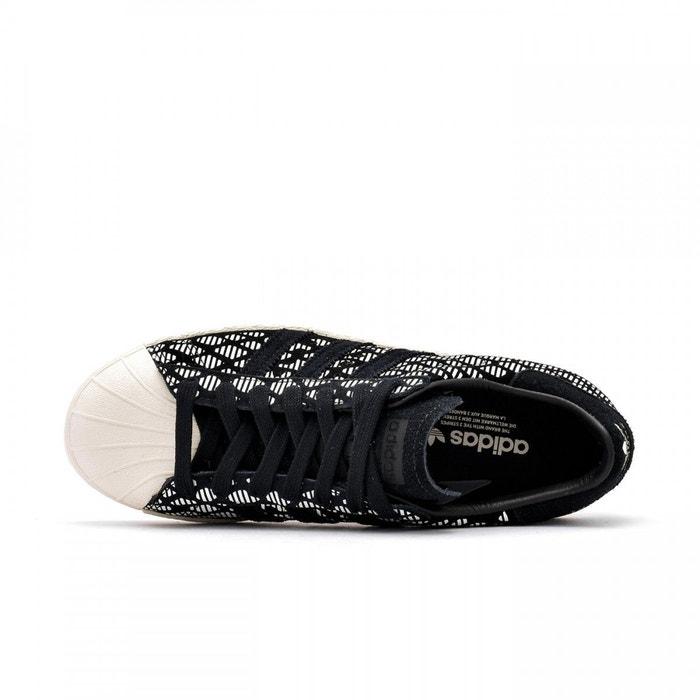 Basket adidas originals superstar 80s - bz0642 noir Adidas Originals