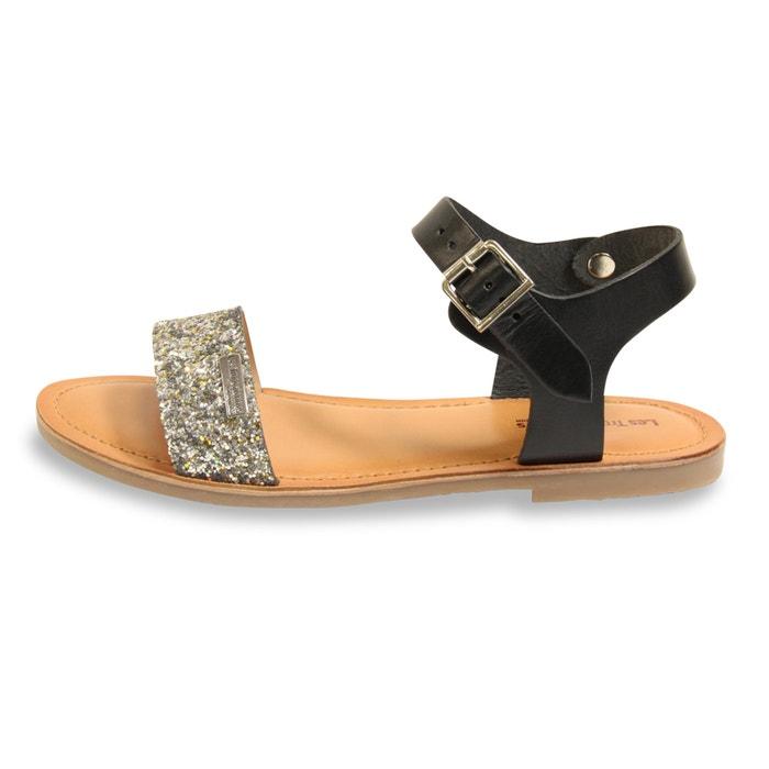 Sandálias com purpurinas, Hiliomi  LES TROPEZIENNES PAR M.BELARBI image 0