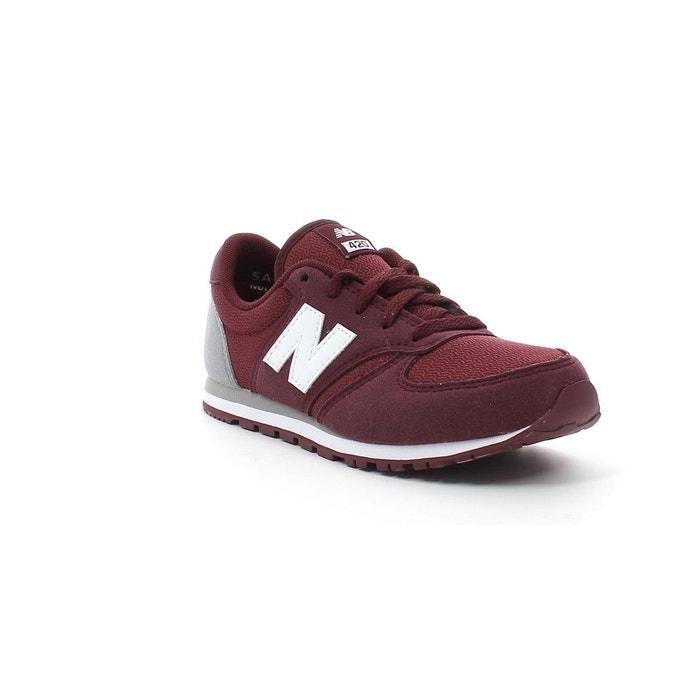 Sneakers basse Enfant KL420 M NEW BALANCE image 0. Ce produit a bien été  ajouté à votre liste de préférés. 609a98ea37d2