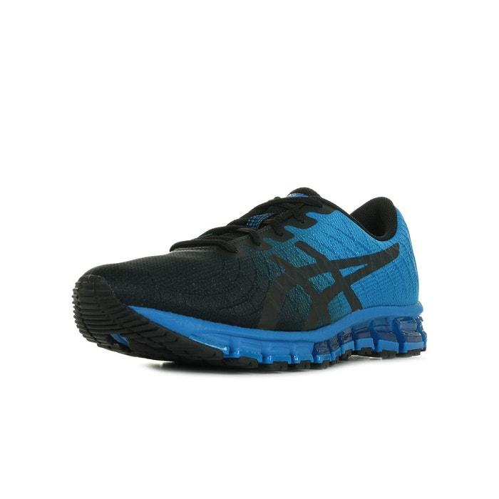 asics chaussure bleu