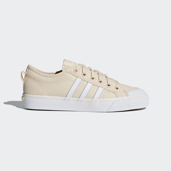 Chaussure nizza blanc Adidas Originals À La Recherche De Prix Pas Cher bYZbto