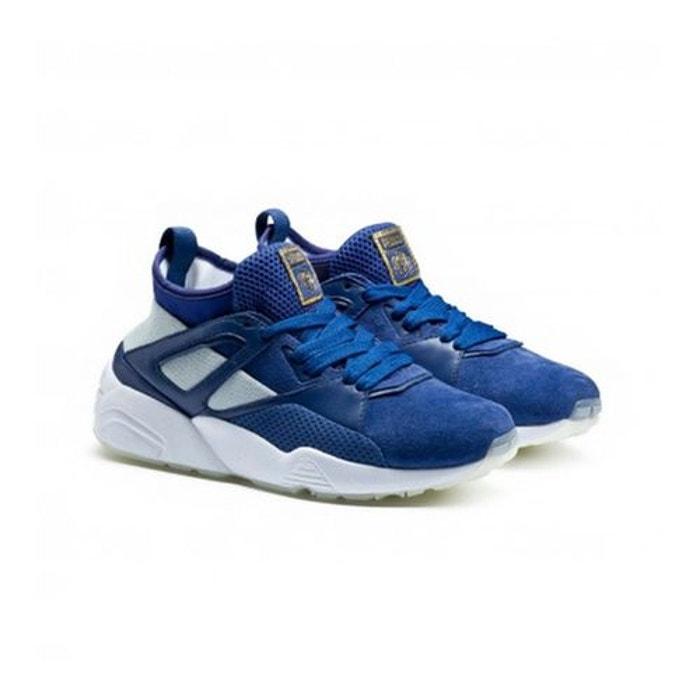 868245f9c34 Baskets puma x careaux blaze of glory sock bleu fpncé bleu Puma La Redoute  GH8HUA1Z - destrainspourtous.fr